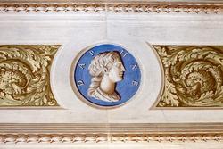 venetischenVillen Verona, Wanddekoration