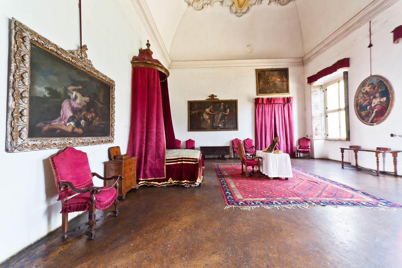Galleria fotografica villa perez pompei sagramoso - Camere da letto veneto ...